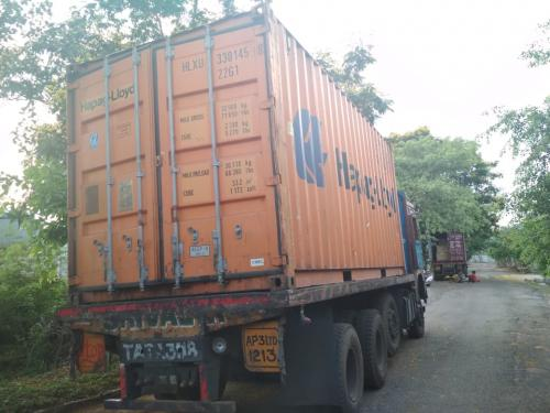Container Movement